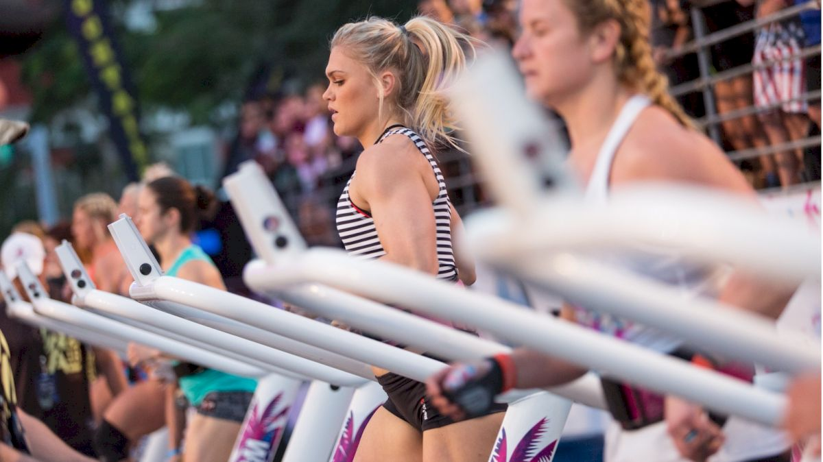 The CrossFit Games Open Is Going To Brazil And Iceland