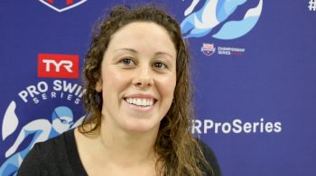 Technique Changes Led To Molly Hannis' 29.71 50m Breast (VIDEO)