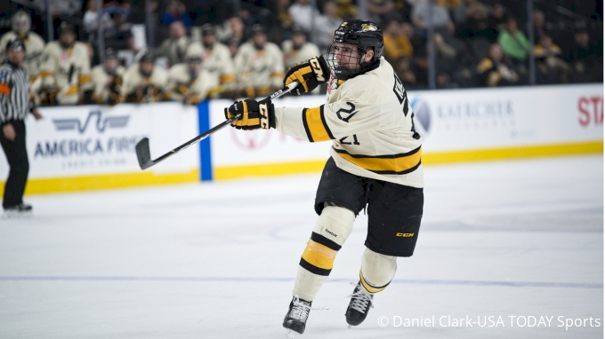 Lucky No. 13: How MTU Downed BC