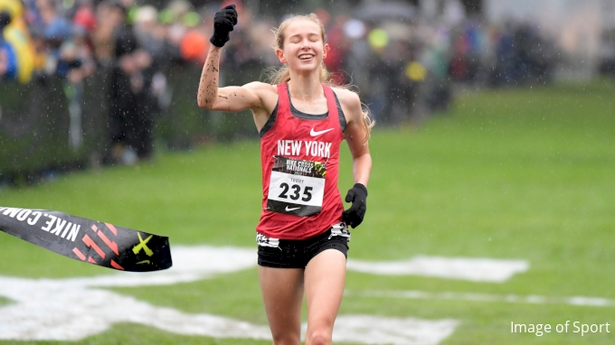 Katelyn Tuohy chases national 5K record