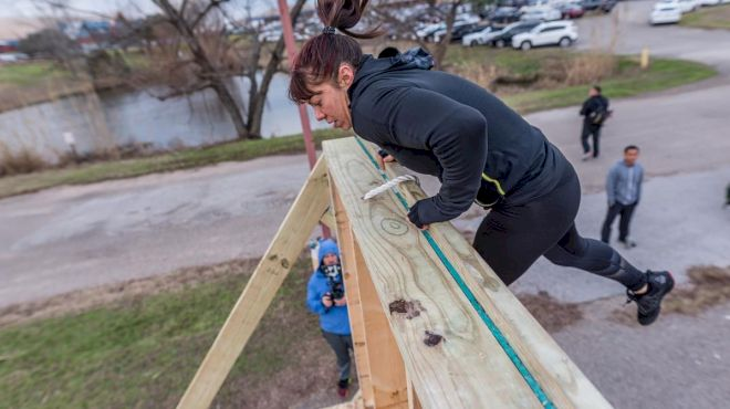 Thrusters, Muscle Ups, Obstacle Courses: The Fittest Experience