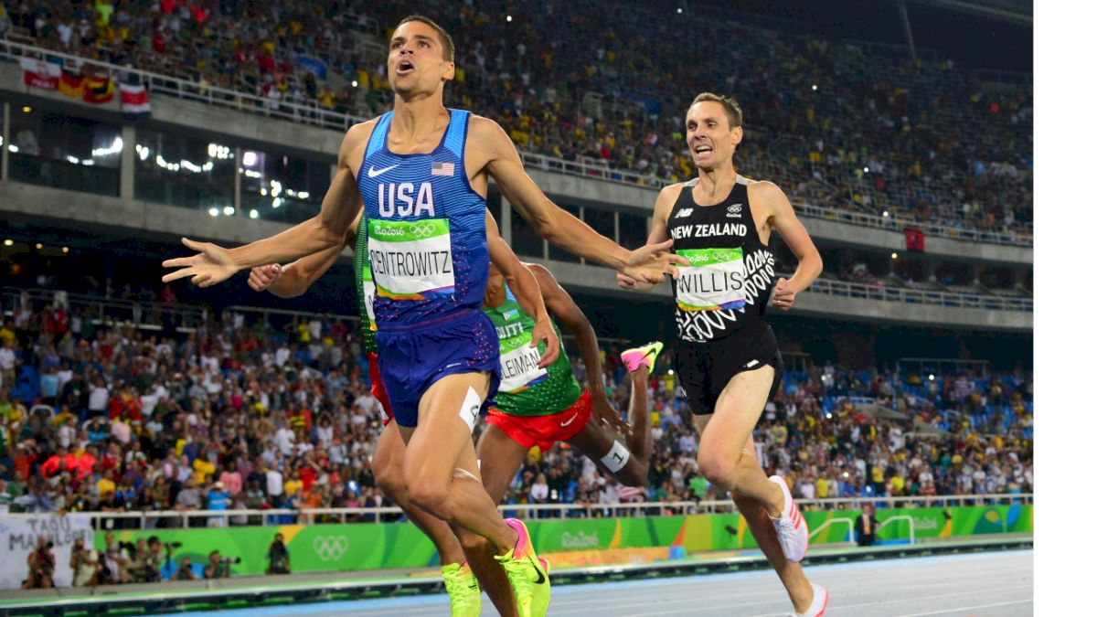 The History Of Track And Field