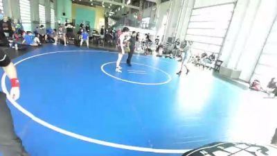 160 lbs Rr Rnd 2 - Isaac Romero, Socal Grappling Club vs Sonny Motas, Rbwc