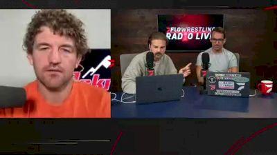 Replay: FloWrestling Radio Live | Oct 21 @ 8 AM