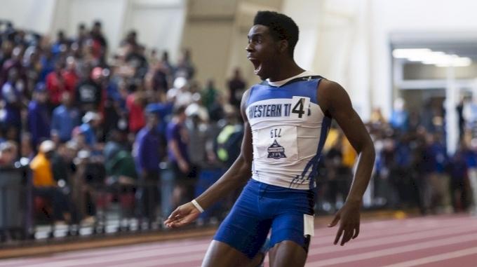picture of 2018 NJCAA Indoor Championships