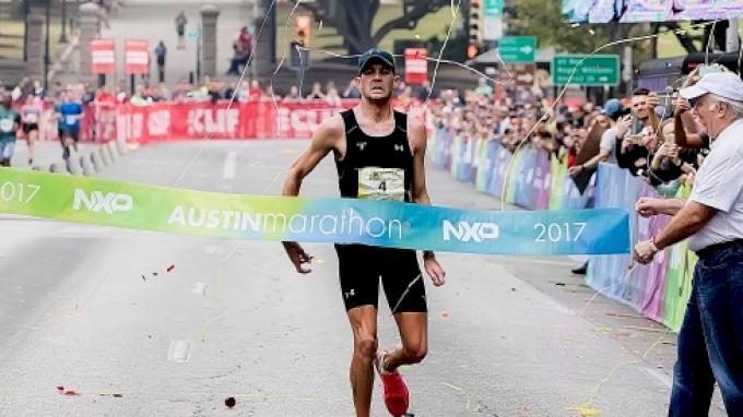 picture of 2018 Austin Marathon