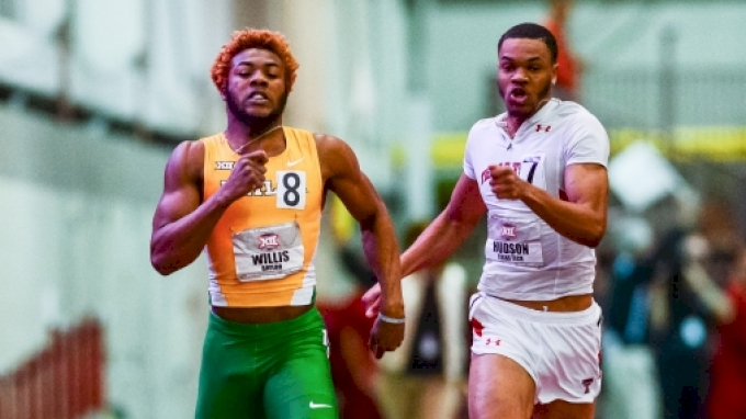 picture of 2018 Big 12 Indoor Championship