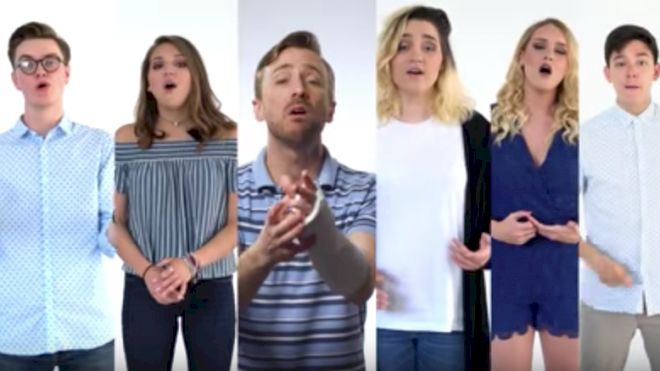 Vocalight Teams With Peter Hollens