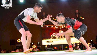 Fight To Win Pro 60: Marcos Torregrosa vs Jerry Hallert