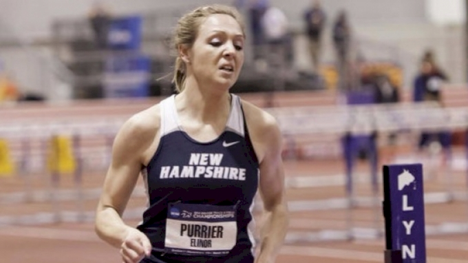 Elinor Purrier 4:26.55, #2 A-T