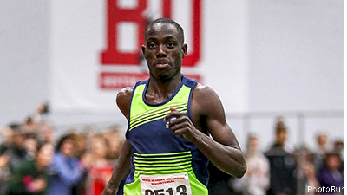Edward Cheserek Runs The Second-Fastest Mile In World History At BU