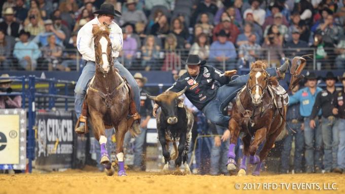 Best Of: Steer Wrestling At The American