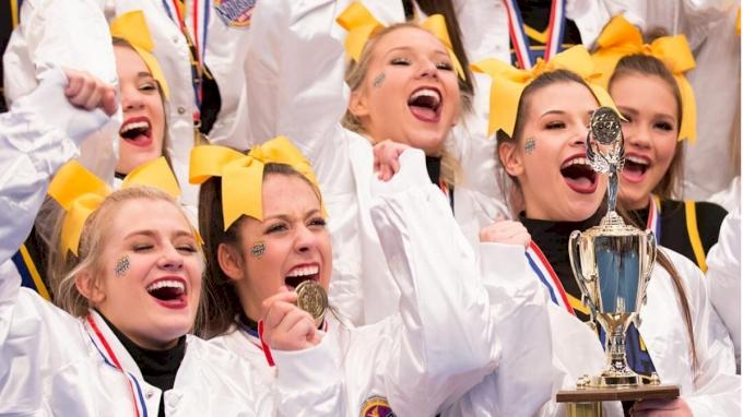 Champions Once Again: Live Oak High School