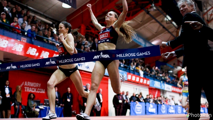 picture of 2020 NYRR Millrose Games