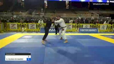 RAFAEL LOVATO JR. vs RAFAEL AMORIM SÓRIO 2020 World Master IBJJF Jiu-Jitsu Championship