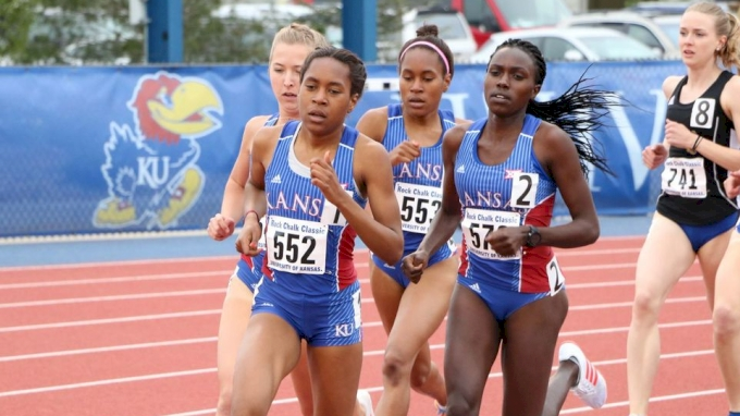 picture of 2018 Kansas Relays