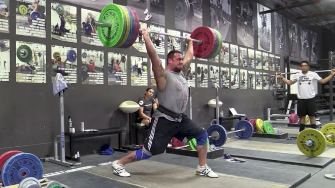 Building Stable Weightlifting Positions With Greg Everett Week 8