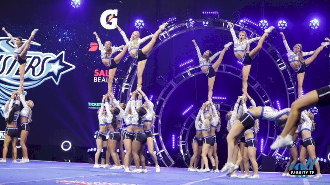 The Arena Gets Twisted At NCA All-Star Nationals!