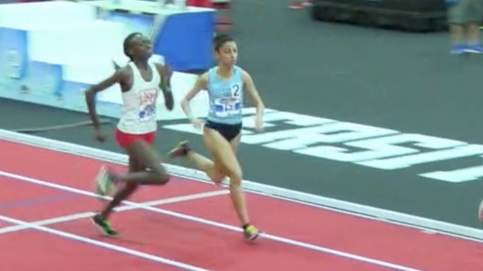 Adva Cohen And Esther Gitahi Race To The Wire