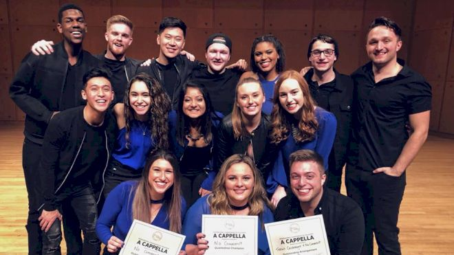 5 Former Finalists To Compete At ICCA Great Lakes Semifinals