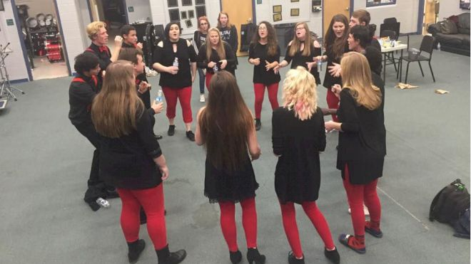 ICHSA Southwest Competition Heats Up In Semifinals