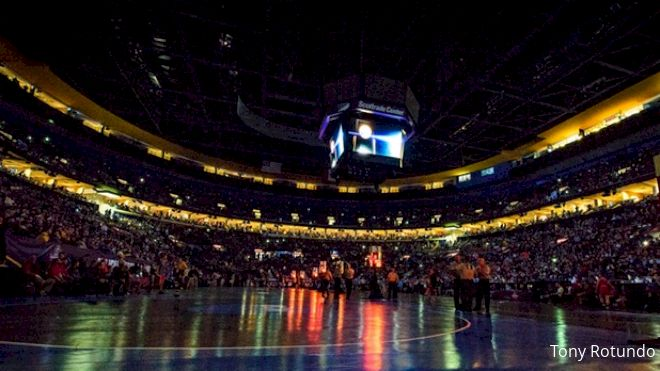 2018 NCAA Wrestling By the Numbers