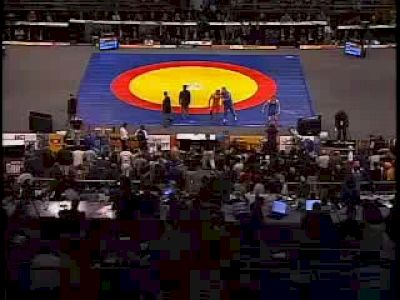 2003 World Championships Cael Sanderson v. Sajid Sajidov