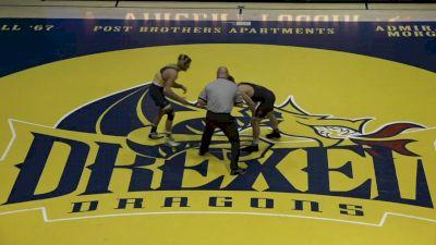 149- Boo Lewallen (Oklahoma State) vs Vincent Foggia (Drexel)