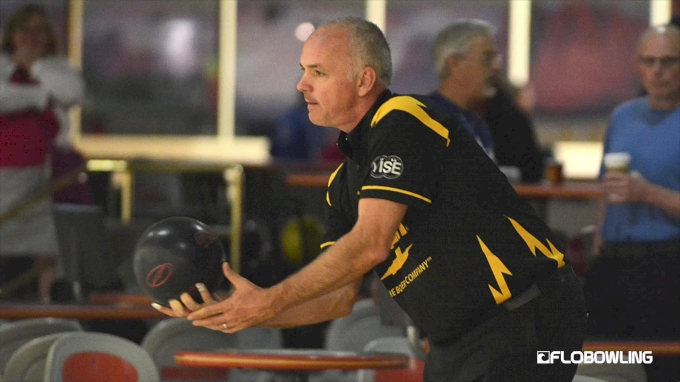 Former MLB Pitcher Burkett Talks Bowling