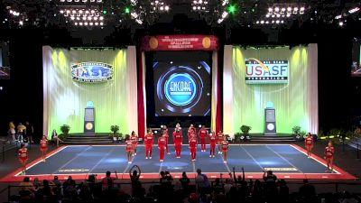 Stars Vipers - San Antonio - Anacondas [2019 L5 Senior Open Large Coed Semis] 2019 The Cheerleading Worlds