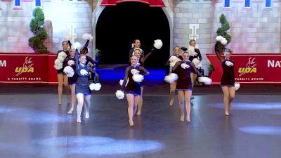 Grandview High School [2020 Small Pom Finals] 2020 UDA National Dance Team Championship