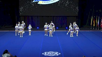 Glitz Cheer Company - United [2020 L3 Senior Coed - Small] 2020 UCA International All Star Championship