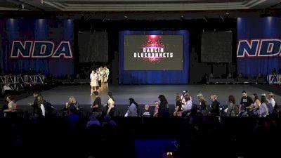 Dancin Bluebonnets [2020 Open Open/Open Lyrical Day 1] 2020 NDA All-Star Nationals