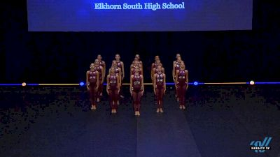 Elkhorn South High School [2019 Medium Jazz Prelims] UDA National Dance Team Championship