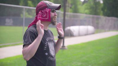 Mic'd Up: Ryan Adamsons Runs SCV Brass Block Before DCI Menomonie