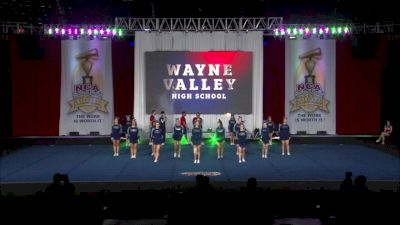 Wayne Valley High School [2019 Small Coed Advanced High School Finals] NCA Senior & Junior High School National Championship