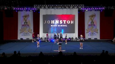 Johnston High School [2019 Small Advanced High School Finals] NCA Senior & Junior High School National Championship