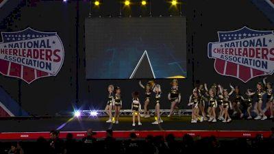 Beyond Allstars - Divine [2020 L1 Medium Junior D2 Day 2] 2020 NCA All-Star Nationals