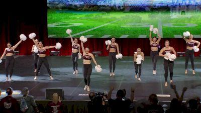Missouri State University/Springfield [2020 Division I Dance Game Day Finals] 2020 UCA & UDA College Nationals