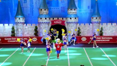 Los Alamitos High School [2020 Medium Game Day Division I Finals] 2020 UCA National High School Cheerleading Championship