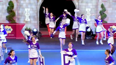 Baldwin High School (PA) [2020 Large Varsity Division II Finals] 2020 UCA National High School Cheerleading Championship