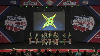 Express Stingers Teal Buzz [2020 L2.2 Senior Prep Day 1] 2020 NCA All-Star Nationals