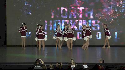 Madisonville North Hopkins High School [2020 Small Varsity Pom Prelims] 2020 NDA High School Nationals