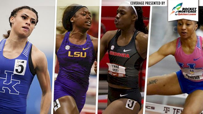 NCAA Sprint Preview: Make Way For The Sydney McLaughlin & Lynna Irby Show