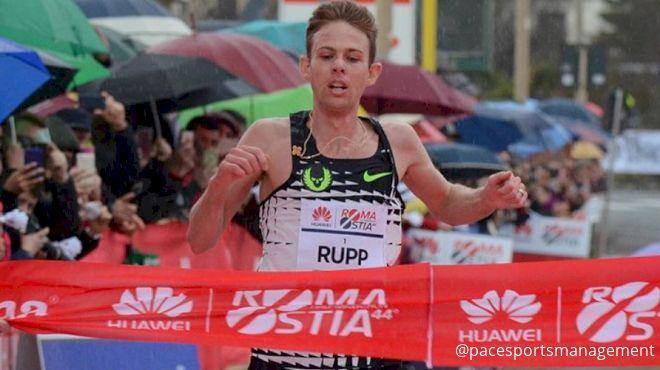 Galen Rupp Runs Second-Fastest U.S. Half Marathon Ever In Rome