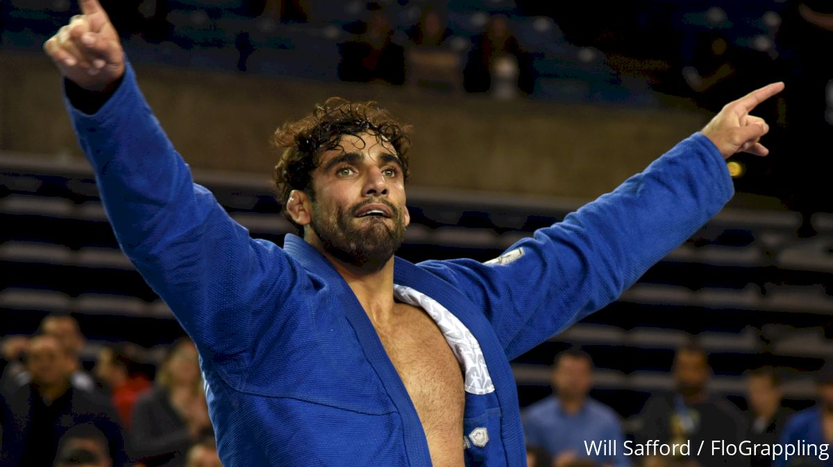 Leandro Lo Joins The Most Winningest IBJJF Pan Champions In History