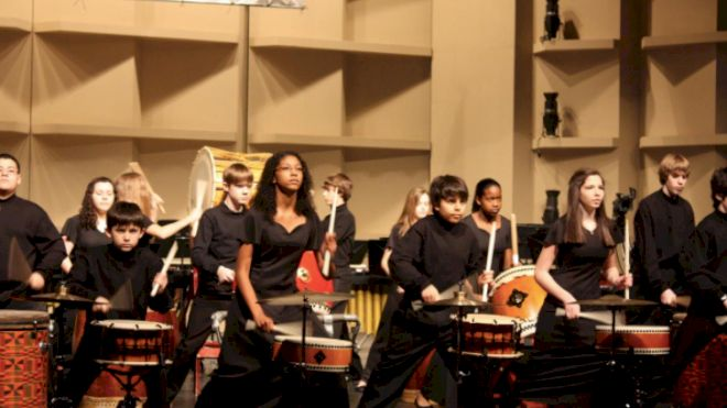 The Beat Goes On At Sandy Feldstein National Percussion Festival