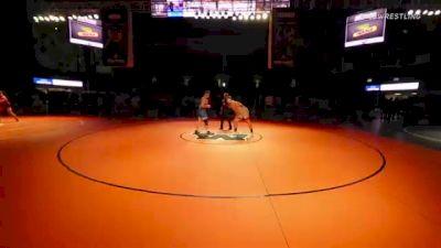 220 lbs 5th Place - Gary Powell, Ohio vs Joshua Howell, Indiana