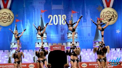 Xploding With Love For Cheer: Midwest Xplosion