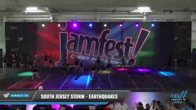 South Jersey Storm - Earthquakes [2021 L4 - U17 Day 2] 2021 JAMfest: Liberty JAM